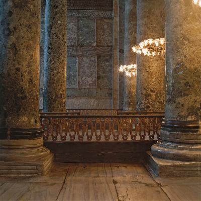 Haghia Sofia Basilica-Isidore of Miletus-Photographic Print