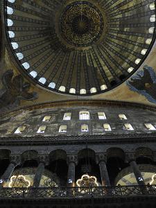 Hagia Sophia, Interior, Istanbul