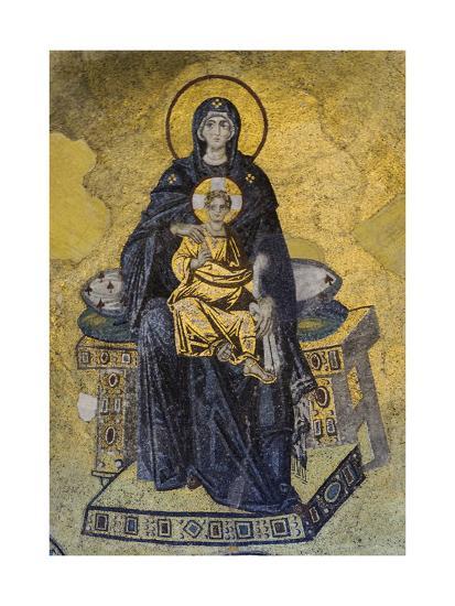 Hagia Sophia-Marcus Jules-Giclee Print
