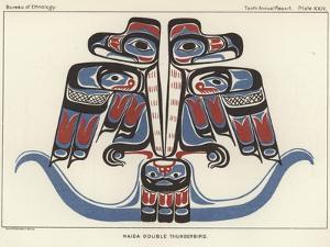 Haida Double Thunderbird