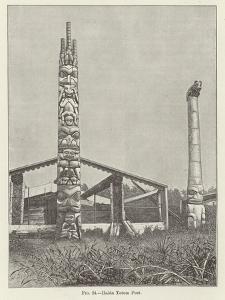 Haida Totem Post
