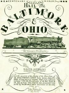 Hail the Baltimore and Ohio
