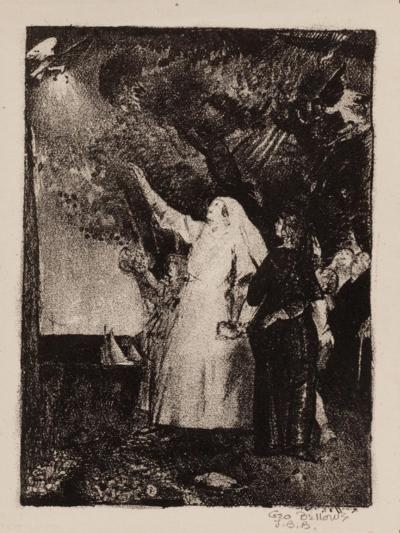 Hail to Peace, Christmas 1918-George Wesley Bellows-Giclee Print