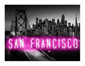 Neon San Francisco PB by Hailey Carr
