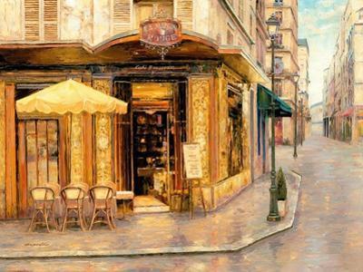 Red House Café by Haixia Liu
