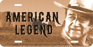 John Wayne American Legend by Haiyan