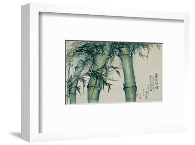 Green Bamboos