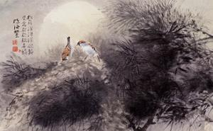 Silent Pinewood by Haizann Chen