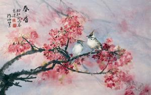 Spring Full of Fragrance by Haizann Chen