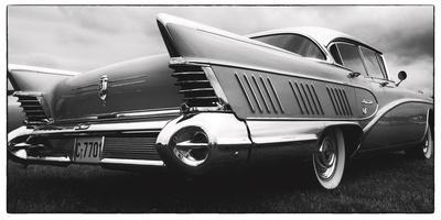 Buick Riviera Limited, 1958