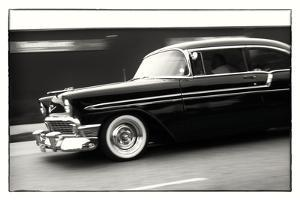 Chevrolet Bel Air Coupe, 1956 by Hakan Strand