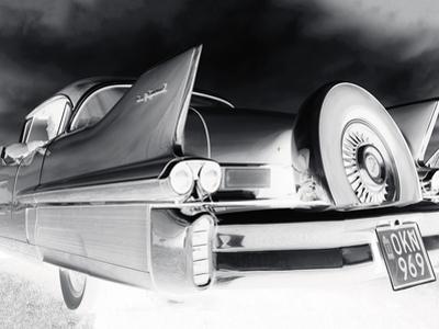 X-ray - Cadillac Fleetwood Sixty, 1958