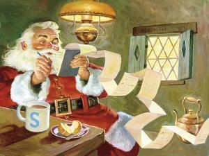 Making a List... Checking it Twice!! by Hal Frenck