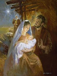 Nativity by Hal Frenck