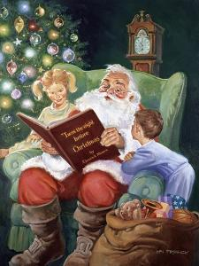 Twas the Night before Christmas by Hal Frenck