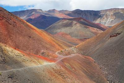 Haleakala National Park-M Swiet Productions-Photographic Print