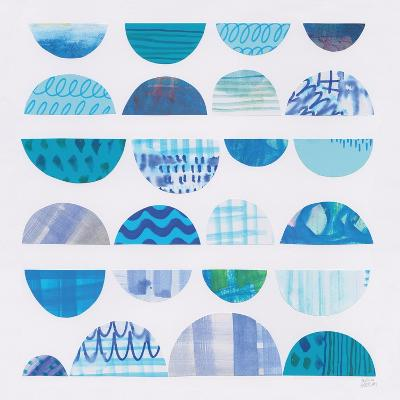 Half Moon Abstract II-Melissa Averinos-Art Print
