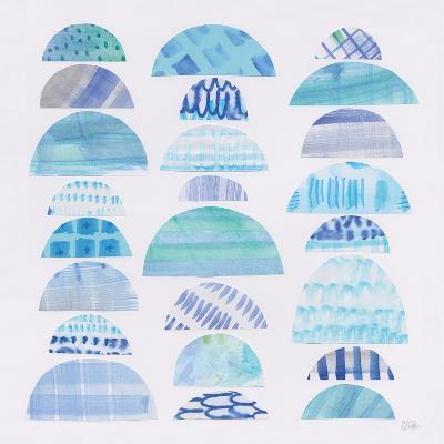 Half Moon Abstract III-Melissa Averinos-Art Print