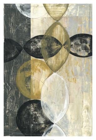 Half Moon II-Jennifer Goldberger-Premium Giclee Print