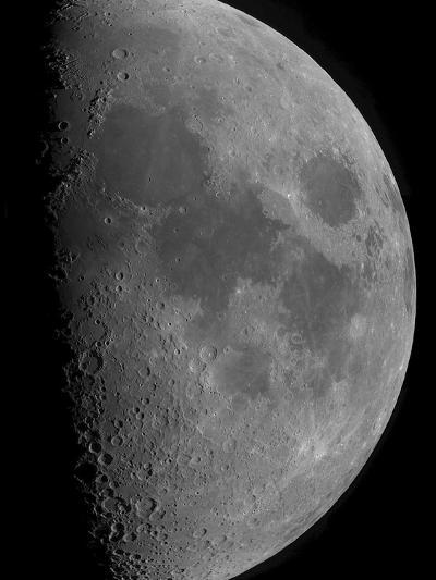 Half-Moon-Stocktrek Images-Photographic Print