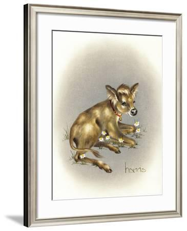 Half Pint-Peggy Harris-Framed Giclee Print