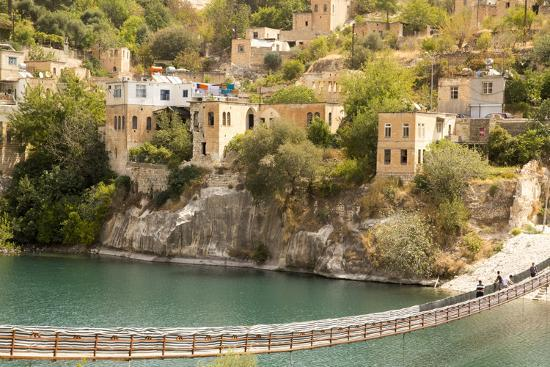 Halfeti, a Small Farming Region on the East Bank of the River Euphrates in Sanliurfa Province-Emily Wilson-Photographic Print