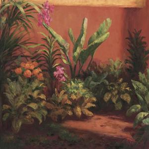 Jardin Tropical by Hali