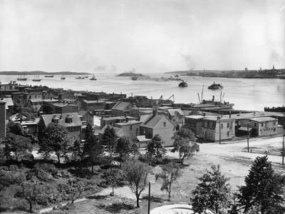 Halifax Harbour--Photographic Print