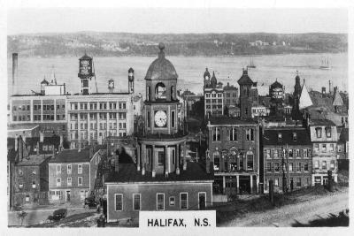 Halifax, Nova Scotia, Canada, C1920S--Giclee Print