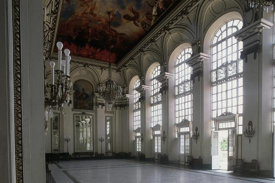 Hall of Mirrors, Museum of Revolution, Former Presidential Palace--Giclee Print