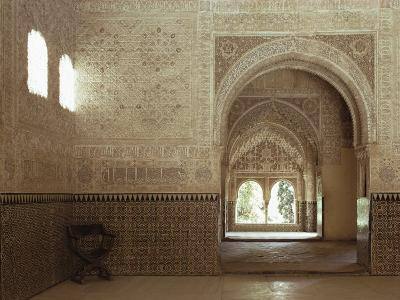 Hall of Two Sisters, Alhambra, Unesco World Heritage Site, Granada, Andalucia, Spain-Adam Woolfitt-Photographic Print