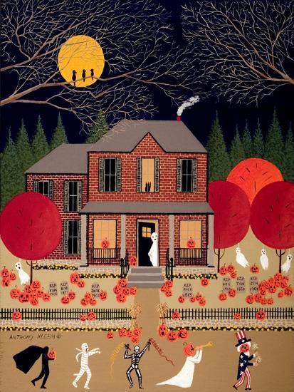 Halloween 2-Anthony Kleem-Giclee Print