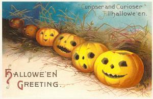 Halloween, Curiouser and Curiouser, Jack O'Lanterns