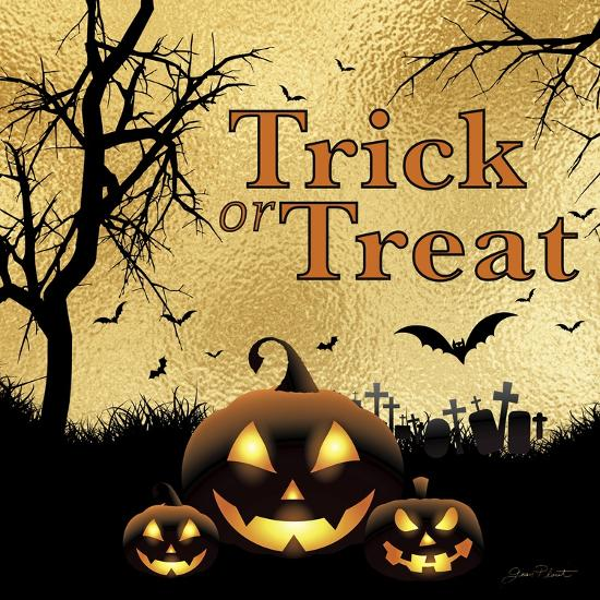 Halloween Sign 3-Jean Plout-Giclee Print
