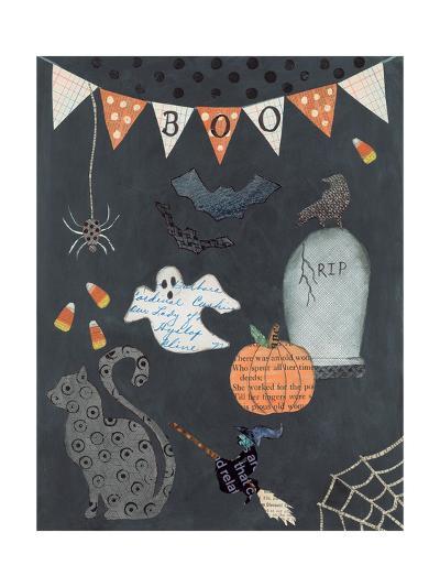 Halloween Whimsy II-Courtney Prahl-Art Print