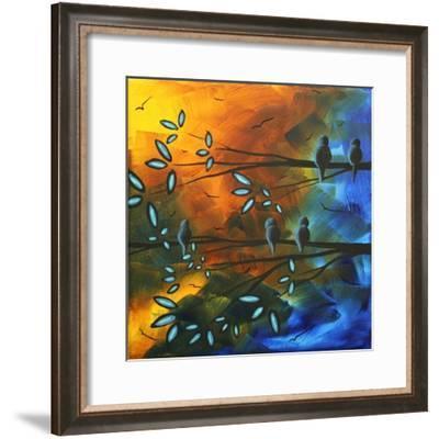 Halo Of Dreams I-Megan Aroon Duncanson-Framed Art Print