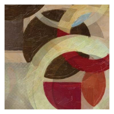 Halo Weave I-Taylor Greene-Art Print