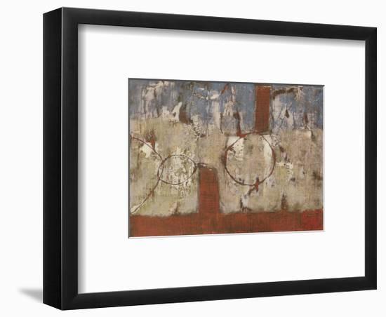 Halo-Zach Amir-Framed Art Print