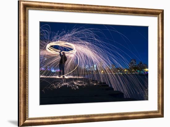 Halo-NjR Photos-Framed Giclee Print