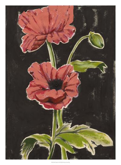 Haloed Poppies I-Grace Popp-Giclee Print