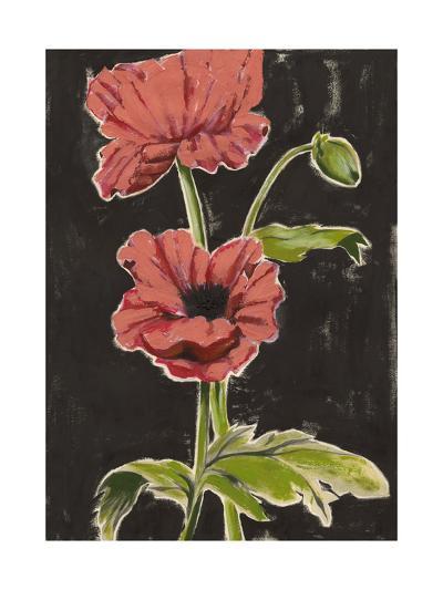 Haloed Poppies I-Grace Popp-Art Print