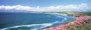 Halzephoron Cliff Cornwall England