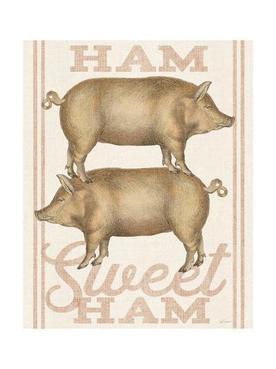 Ham Sweet Ham-Sue Schlabach-Art Print