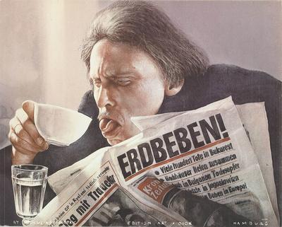 Hamburg-Gottfried Helnwein-Premium Edition