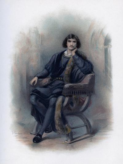 Hamlet, 1891-H Saunders-Giclee Print