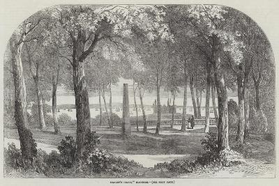 Hamlet's Grave, Elsinore--Giclee Print