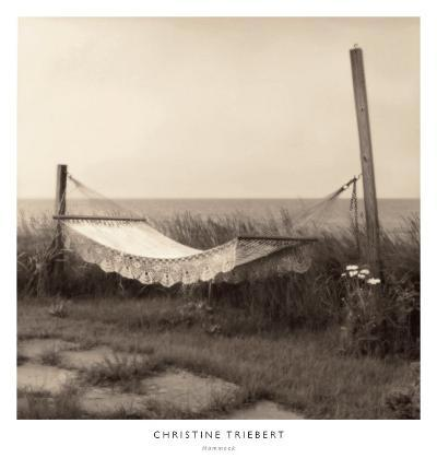 Hammock-Christine Triebert-Art Print