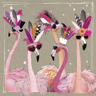 Fancy Pants Bird IV