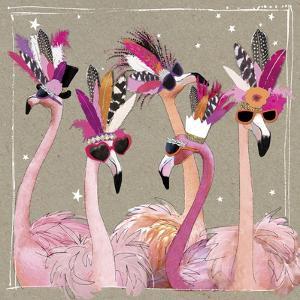 Fancy Pants Bird IV by Hammond Gower