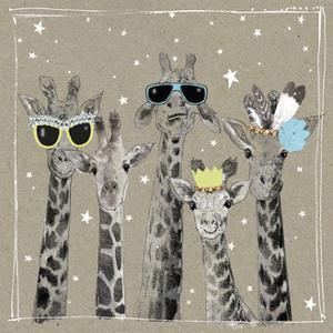 Fancy Pants Zoo III by Hammond Gower